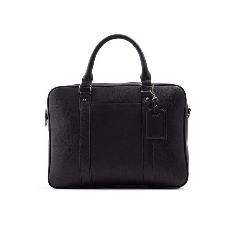 Aldo Mens Briefcase PANDORO-001 Black