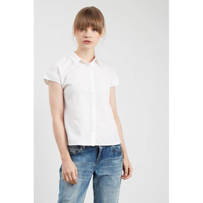 Gwen Haslach Top in White