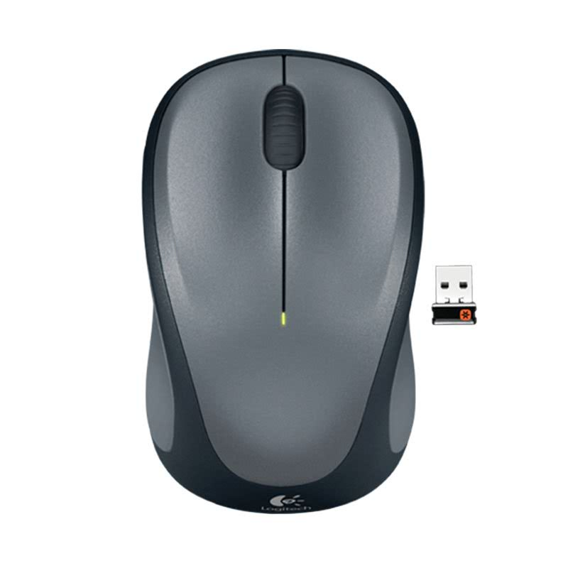 Logitech M235 - Colt Glossy Wireless Mouse