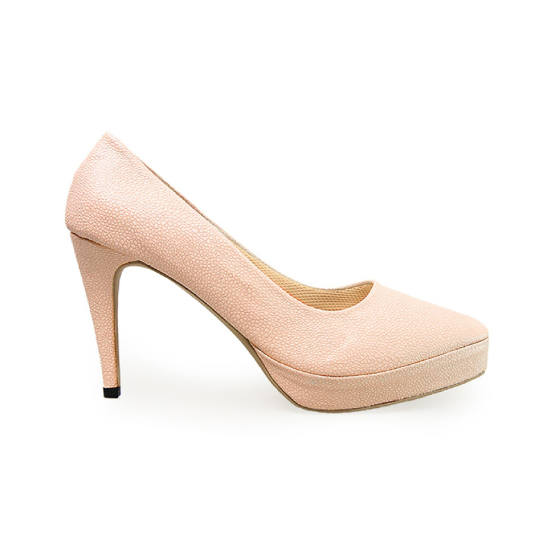 Alivelovearts Heels Candy Peach