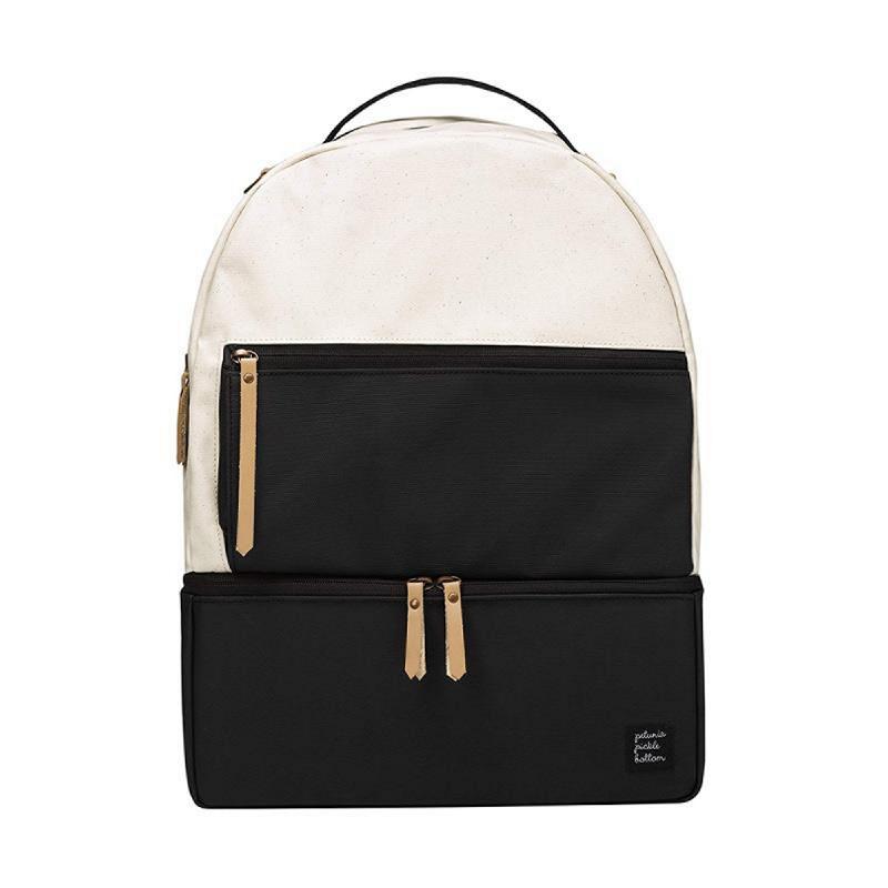 Petunia Pickle Bottom Axis Backpack Diaper Bag - Birch Black -