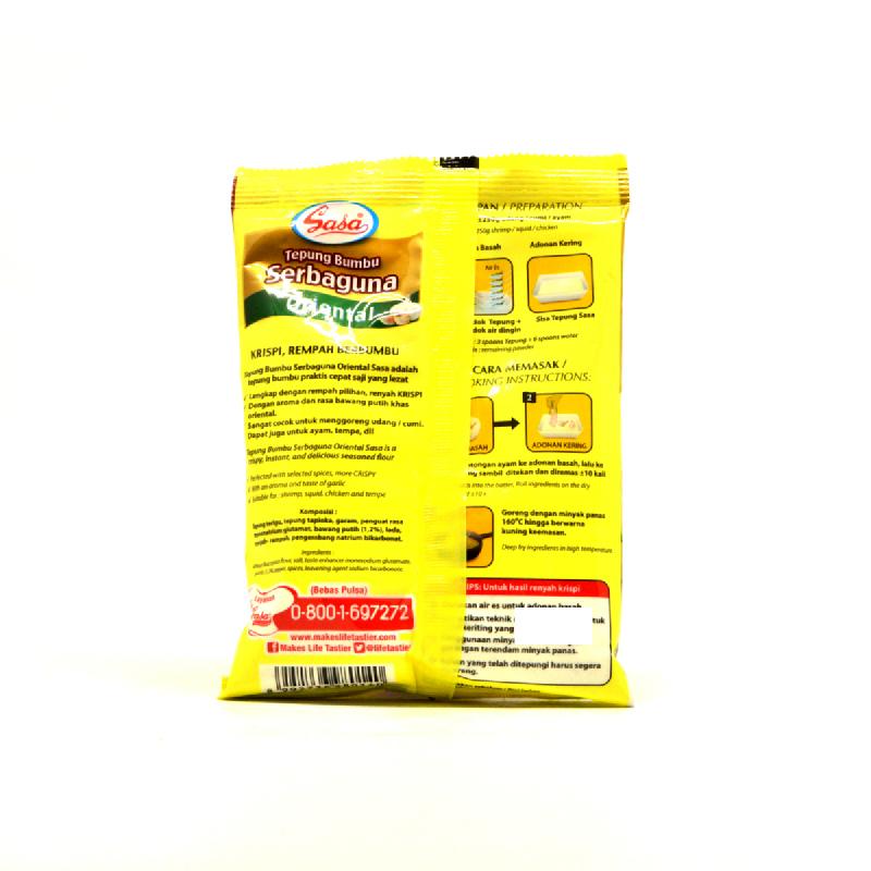 Sasa Tepung Bumbu Spicy Oriental 80 Gram