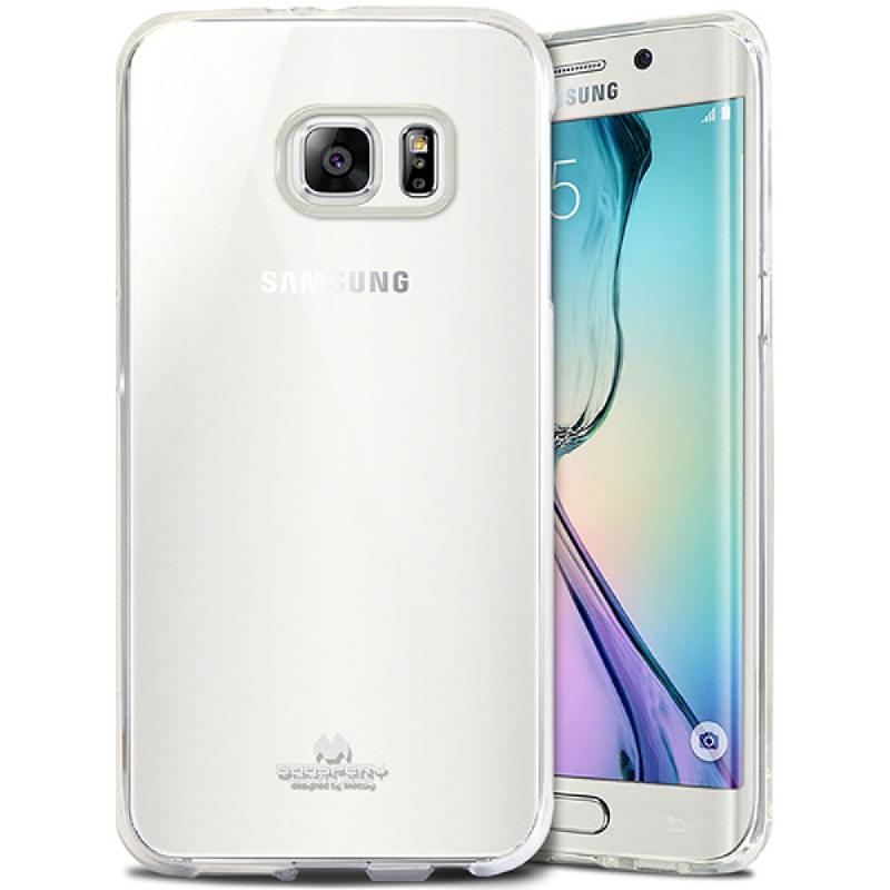 Goospery Clear Jelly Galaxy S6 Edge