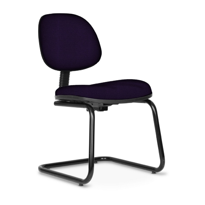 Kursi kantor kursi kerja HP Series - HP28 Purple