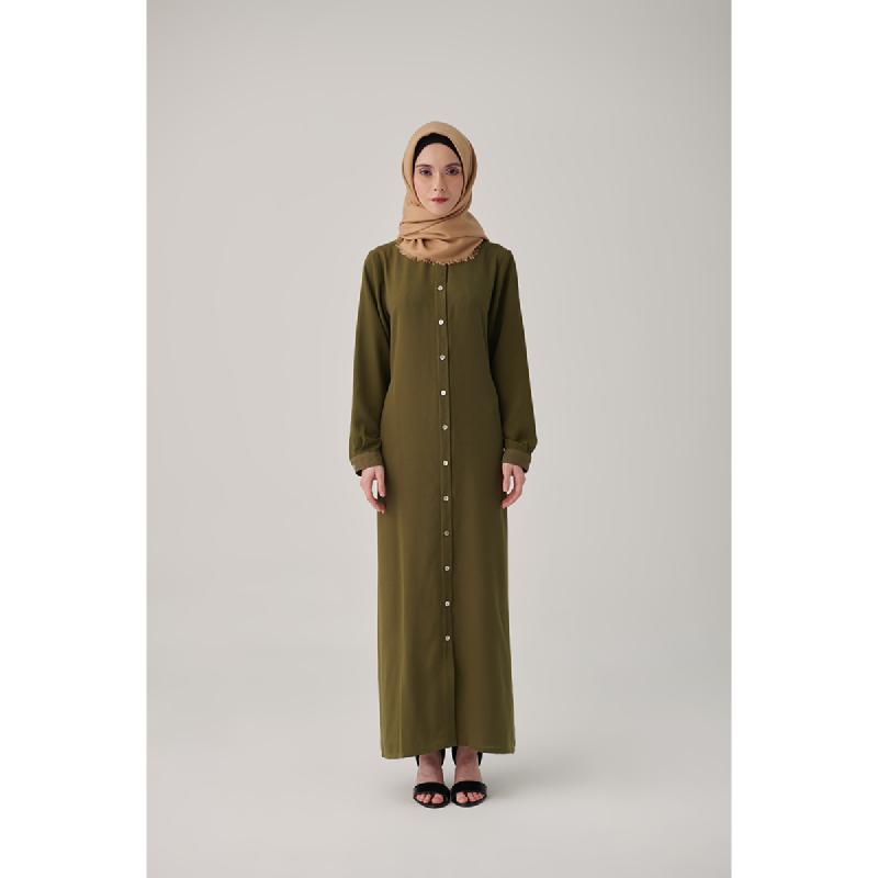 Suqma Talulah Dress Olive