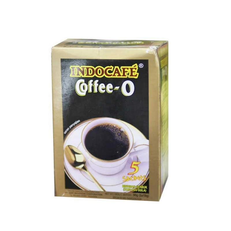 Indocafe Coffee-O 5 X 18 Gr