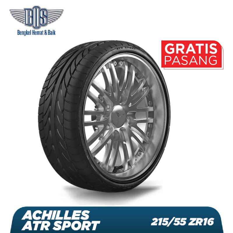 Achilles Promo Event Ban Mobil - 215-55 ZR16 97W XL R16 - Tahun 2016 - Gratis Jasa Pasang dan Balancing
