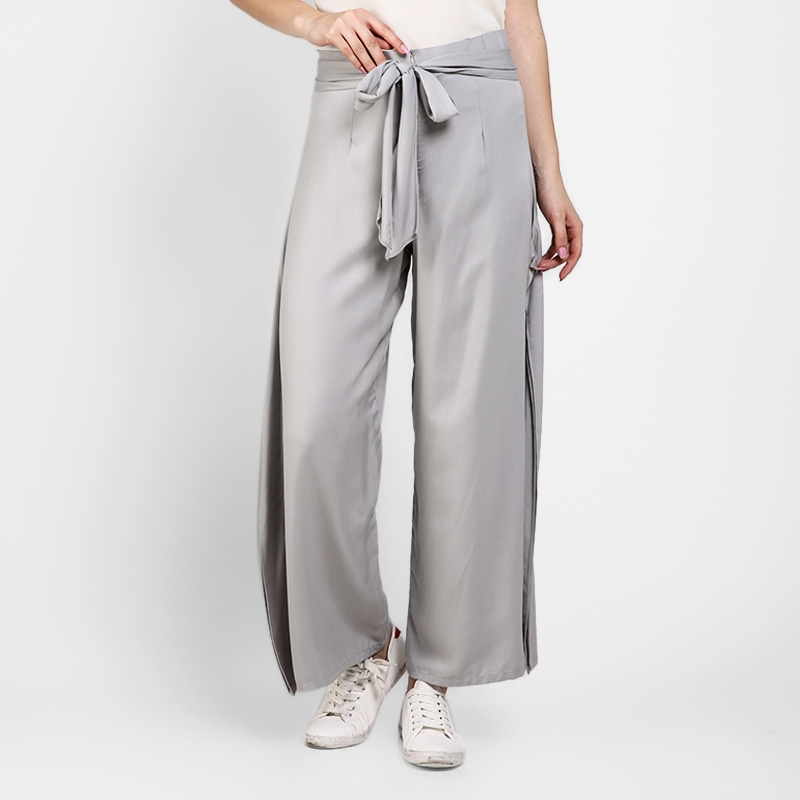 Basa Naja Long Pants Grey
