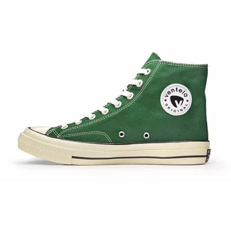 Ventela BTS 70s High Dark Green