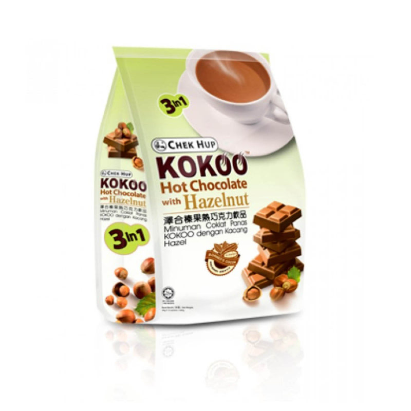 Chek Hup 3 In 1 Kokoo Hot Chocolate Drin
