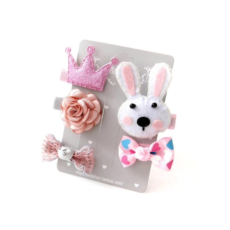 BabyLand Hop Hop Bunny Hairpin HBH001