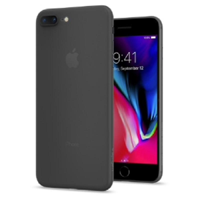 Spigen iPhone 8 Plus case Airskin - Black