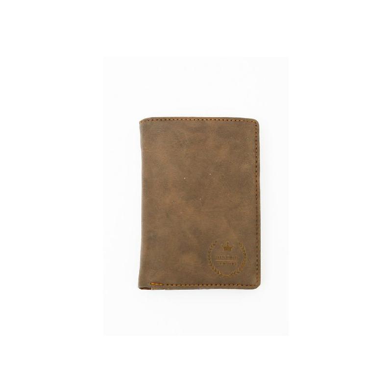 3Second Men Wallet 1206 Brown