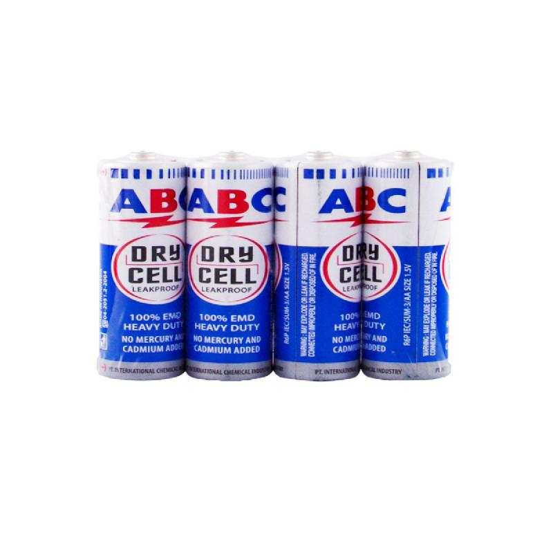 Abc Battery Biru R-6
