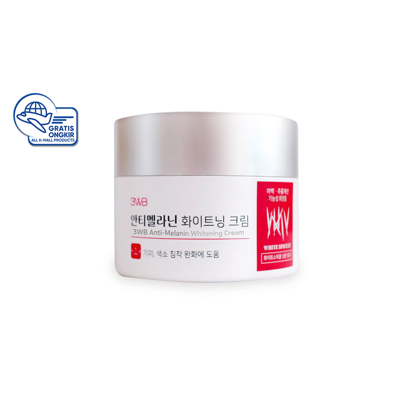3WB Anti-Melanin Whitening Cream