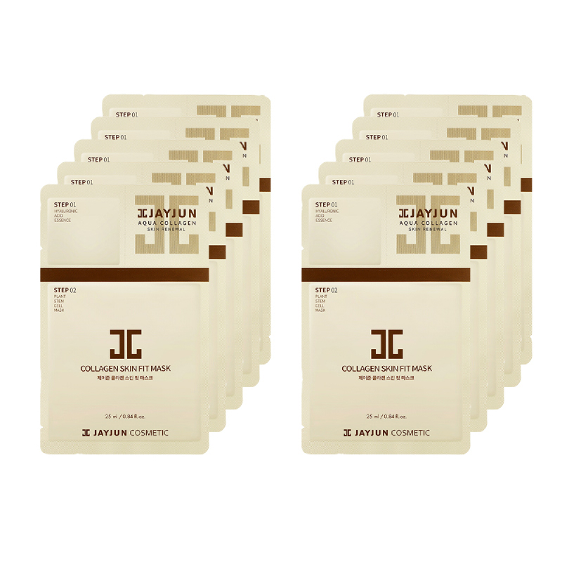 Jayjun Skin Fit Mask 10Pcs