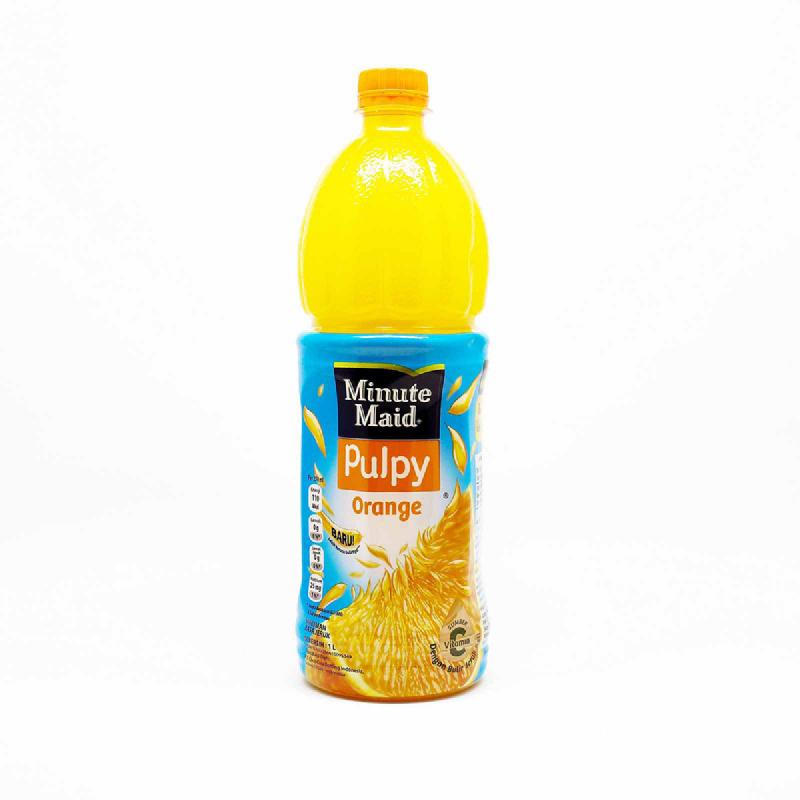 Minute Maid Pulpy Orange 1000 Ml
