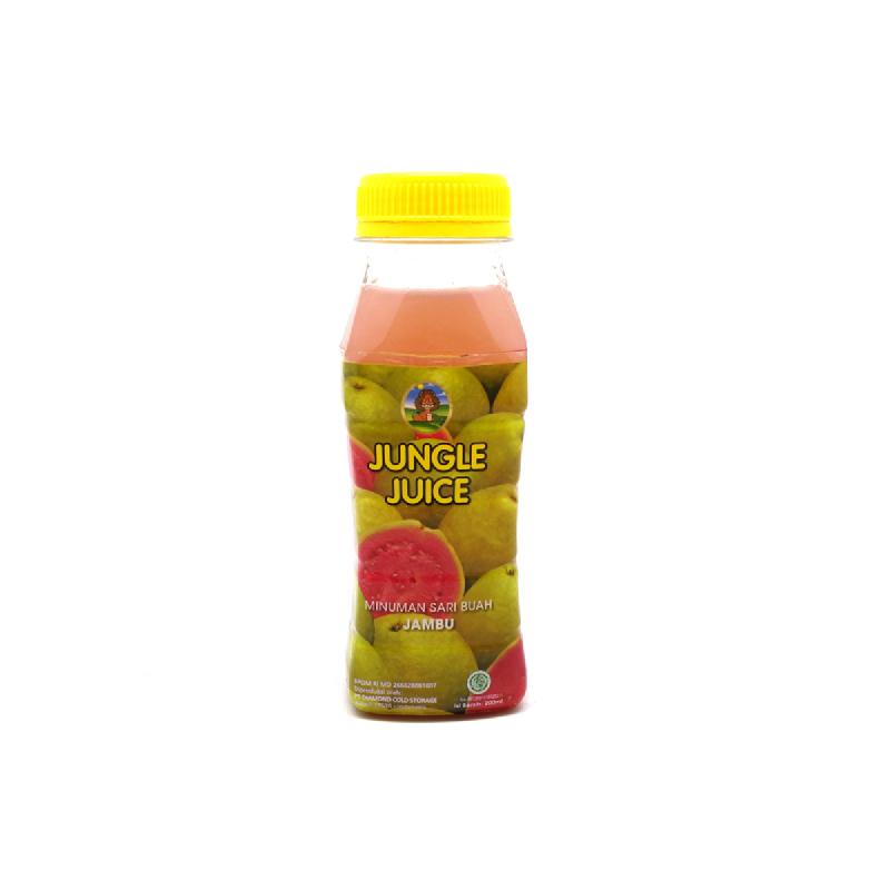 Jungle Juice Guava 200ml