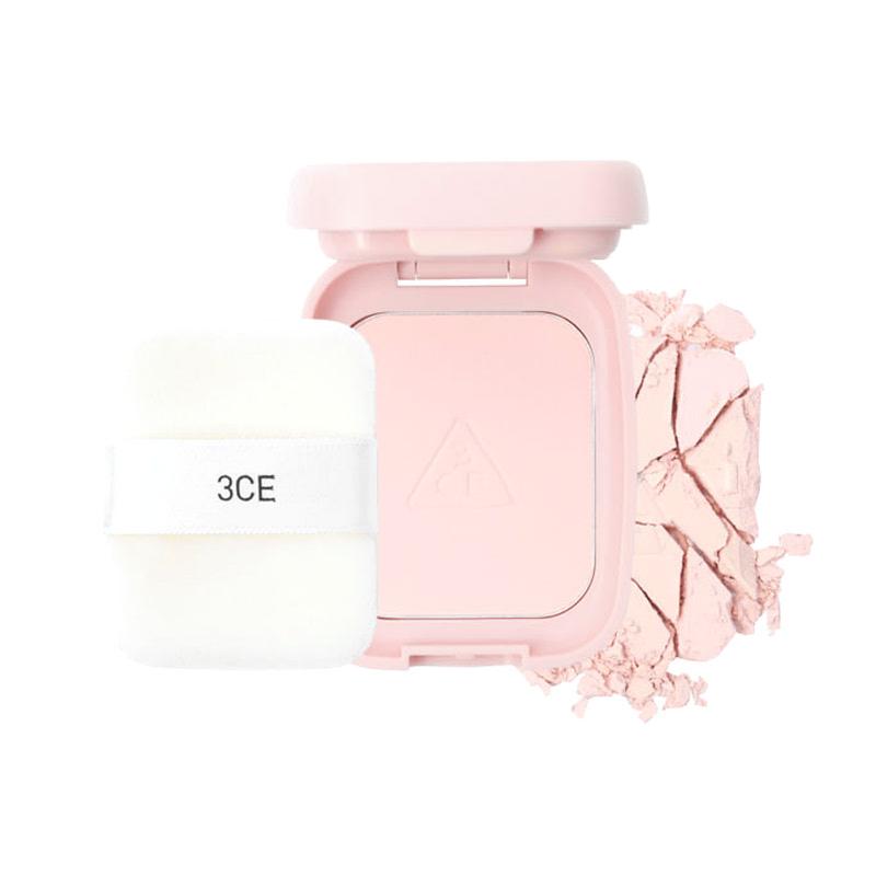 3CE Blur Sebum Powder - Pink