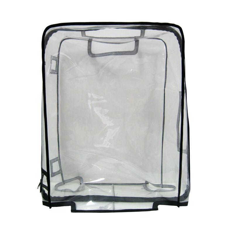 Bagasi Sarung Cover Koper Bagasi Bidara Small 21 inch – Black List