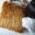 Caramel Fur Cushion - Coklat 40x40cm