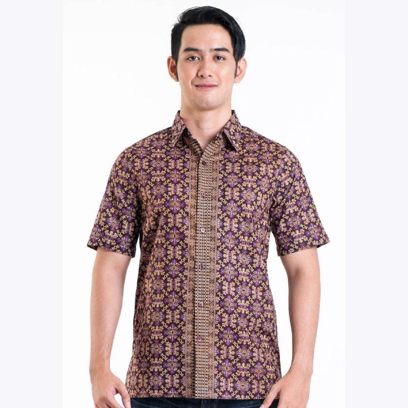 Short Sleeve Cotton Shirt 16-012A (P1)14