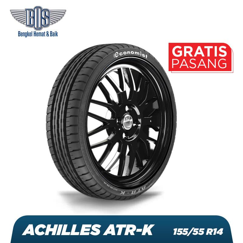 Achilles Ban Mobil ATR-K Economist - 155-55 R14 75H XL - GRATIS JASA PASANG DAN BALANCING