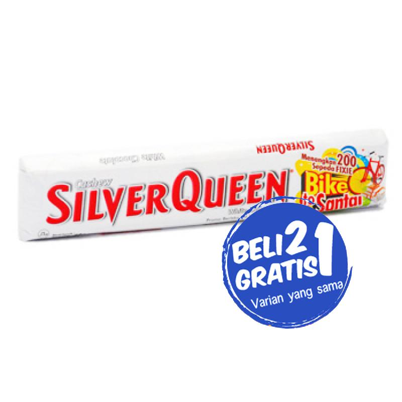 Silver Queen White 65 G (Buy 2 Get 1)