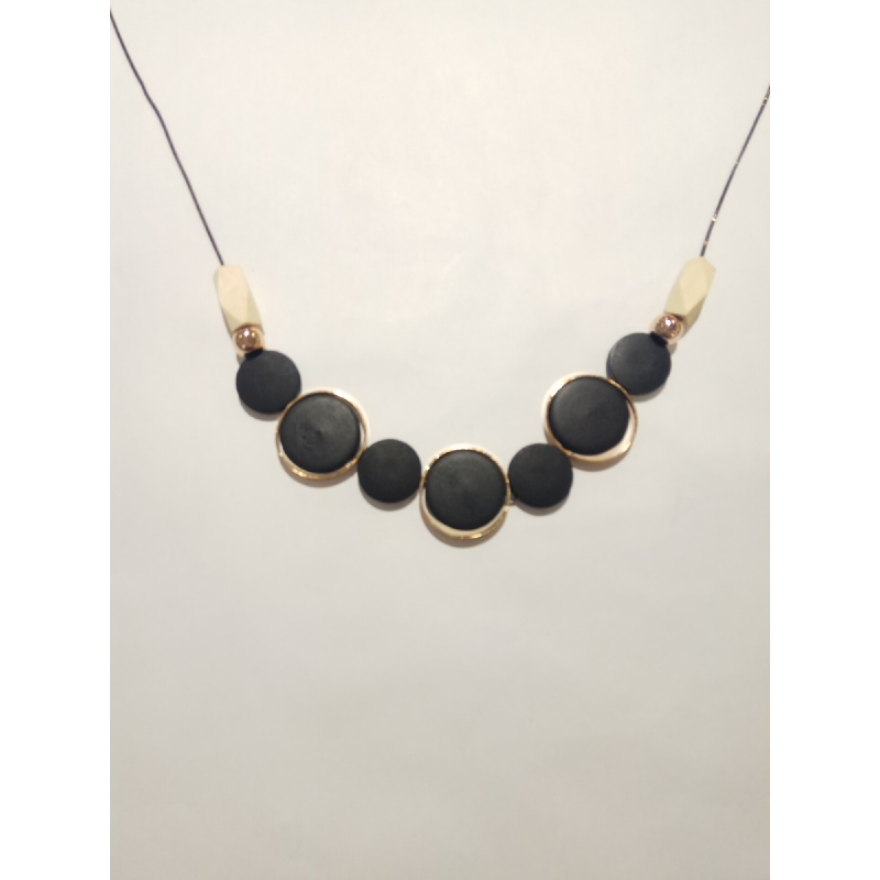 Ballin - Women Necklace GZ N1039 Black