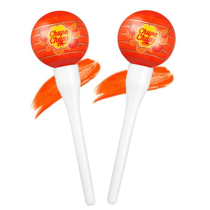 Chupa Chups Lip Locker Orange 7g (2pcs)