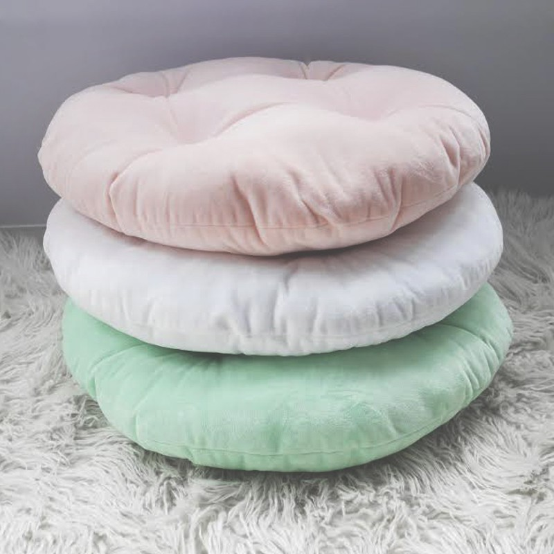 PILLOW PEOPLE Floor Cushion Pink