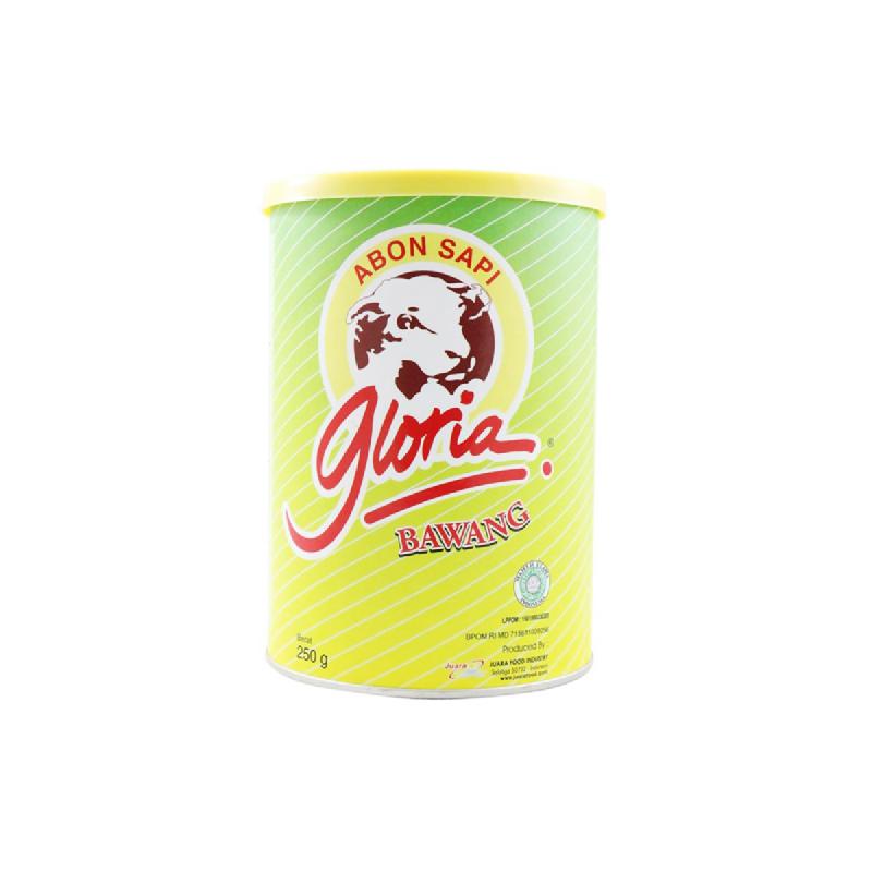 Gloria Abon Sapi Bawang 250 Gram