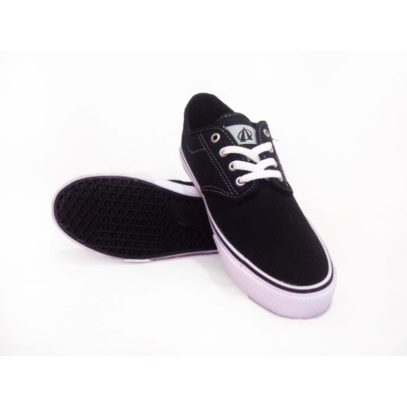 Ardiles Paladium Man Sneakers Shoes Black White