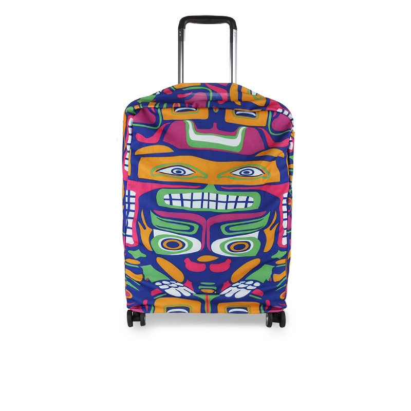 Exsport Luggage Cover SP102 - Blue L