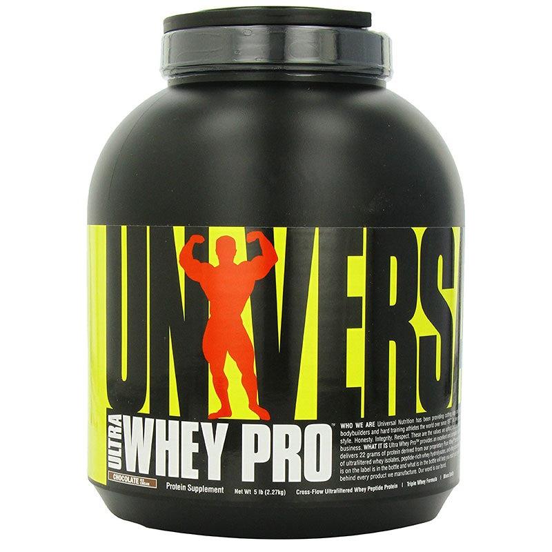 Ultra Whey Pro Chocolate - 5.1LB