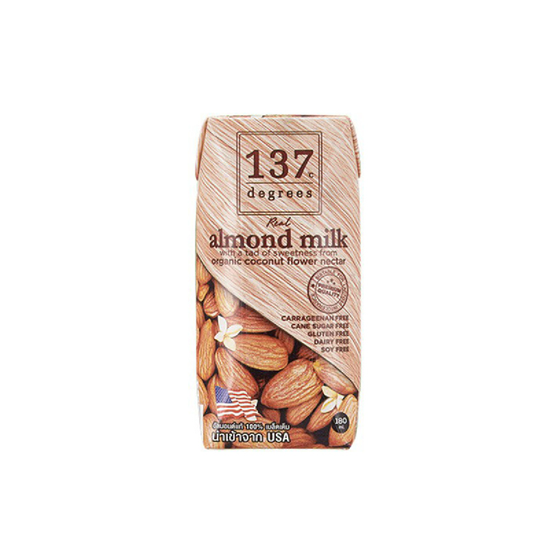 Almond Milk Original 180 Ml