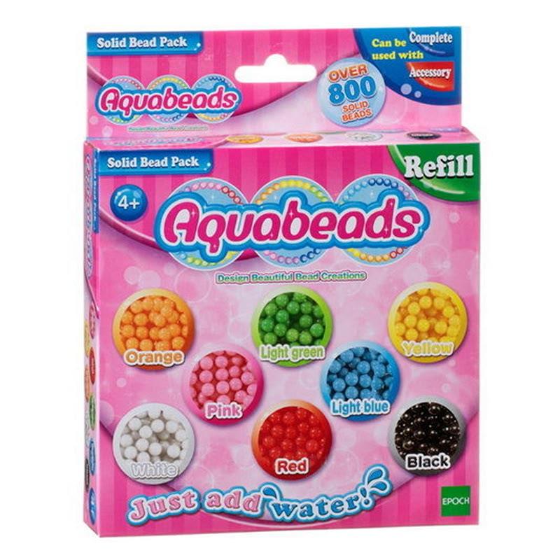 Aquabeads Solid Bead Set - Refill TEAQ791684