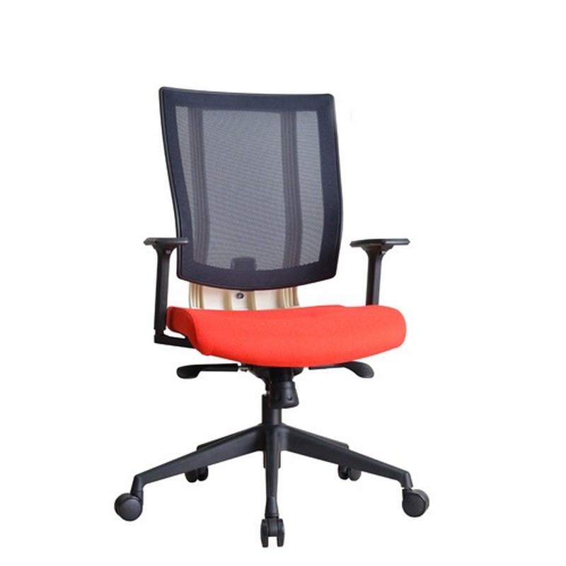 HighPoint Kursi kerja-kursi kantor-NHP702- Red R03