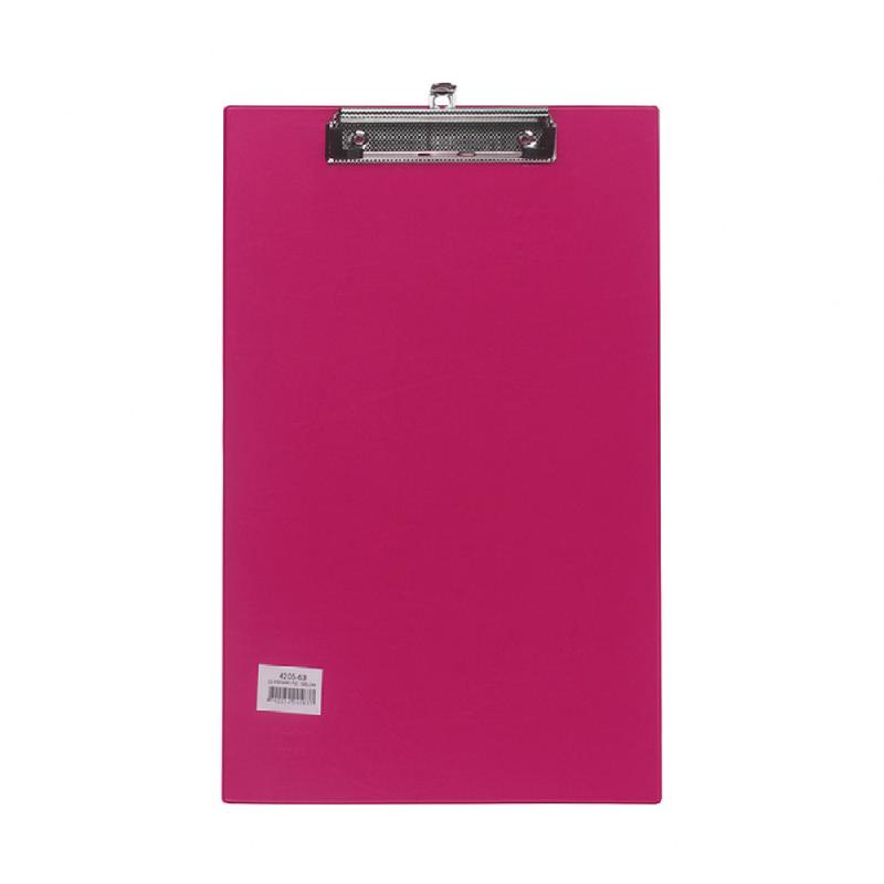 Bantex Clipboard Folio Melon -4205 63