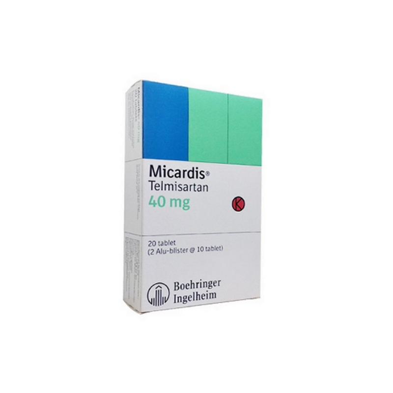 Micardis 40 mg Tab