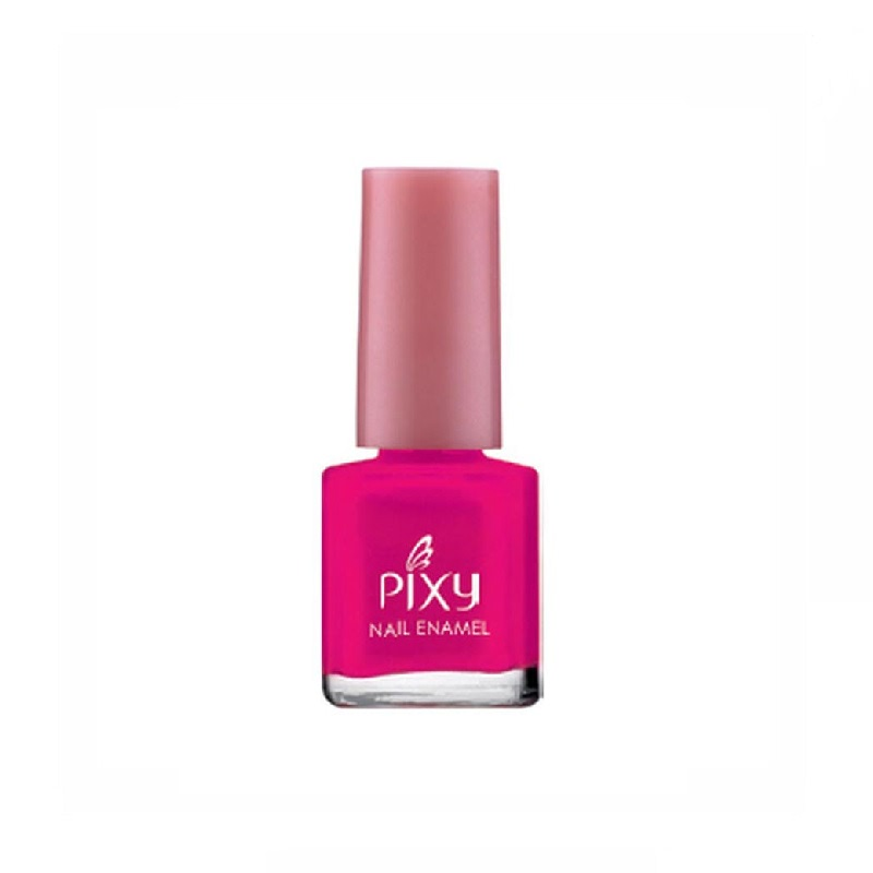 Pixy Nail Color P-03 Shocking Pink 9Ml