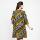 Astari Batik Dress a Line Yellow