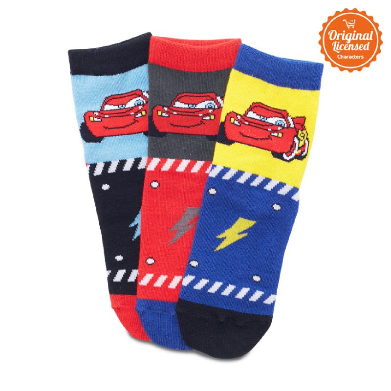 Cars Socks Kids 5-8 Tahun NC6GA004