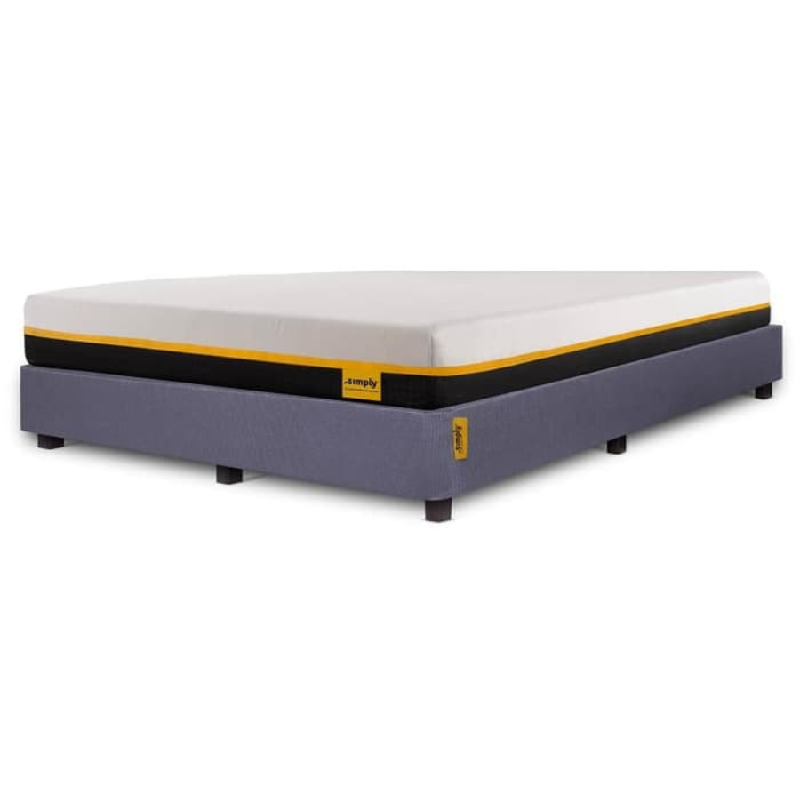 Simply Bed Kasur + Divan (160x200) - FREE DELIVERY