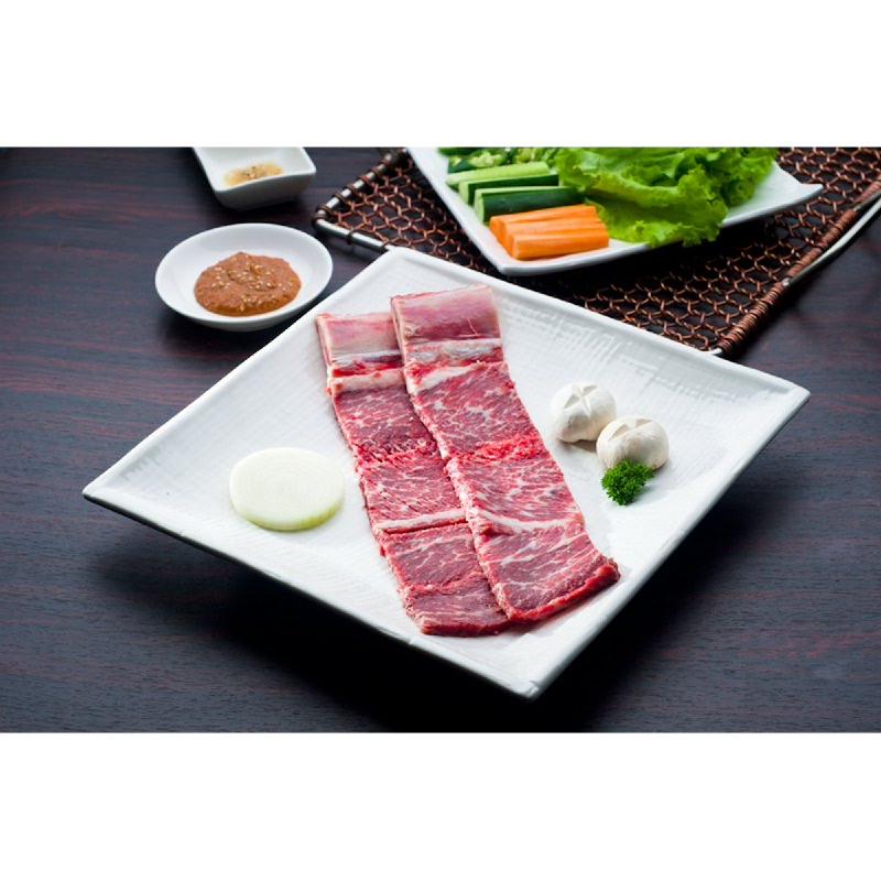 Fresh Korean BBQ - Seng Galbi (Large) 260 Gr