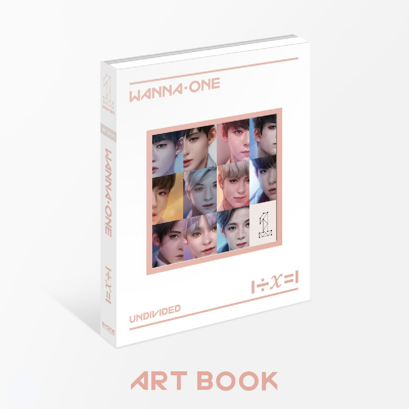 [CD] Wanna One - Special Album - UNDIVIDED (Art Book ver.)