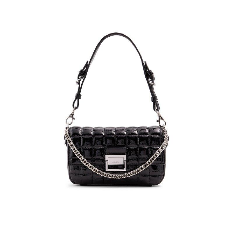 Aldo Ladies Shoulder Bags OLEOSA-007 Black