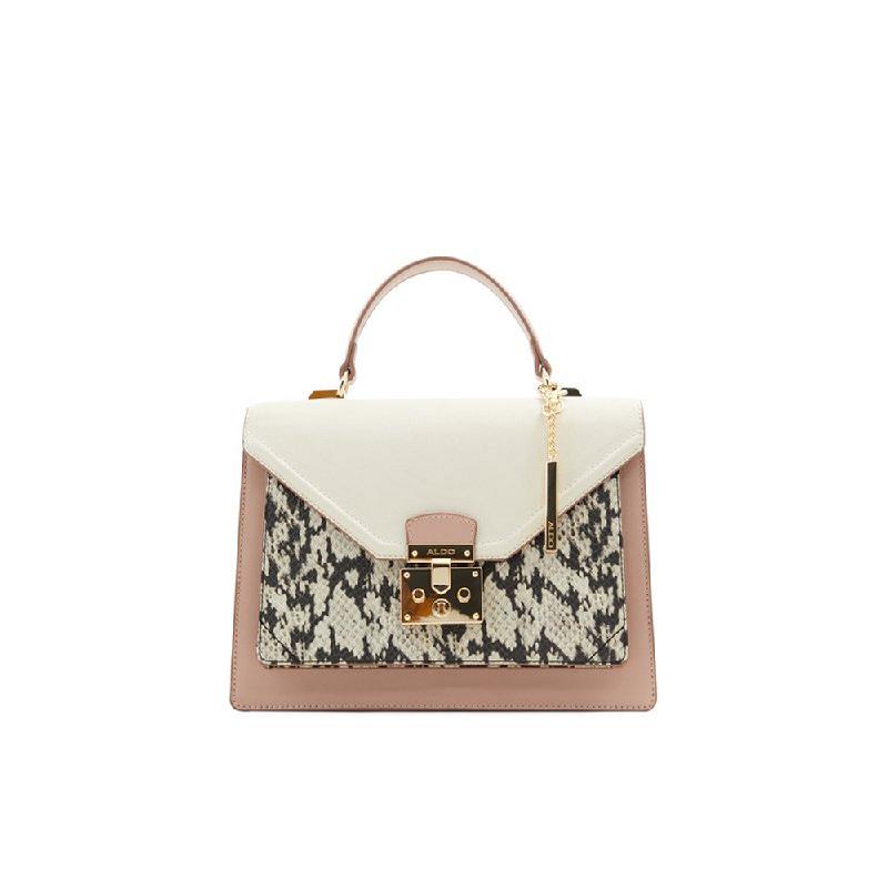 Aldo Ladies Handbags CLAIRLEA-003 Black White