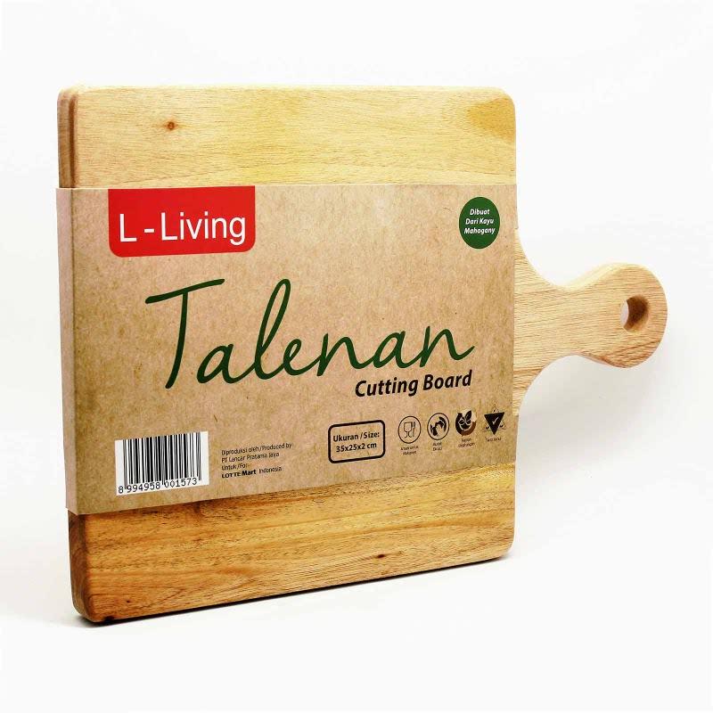 L Living Talenan - Cutting Board Sq 35X25X2 Cm