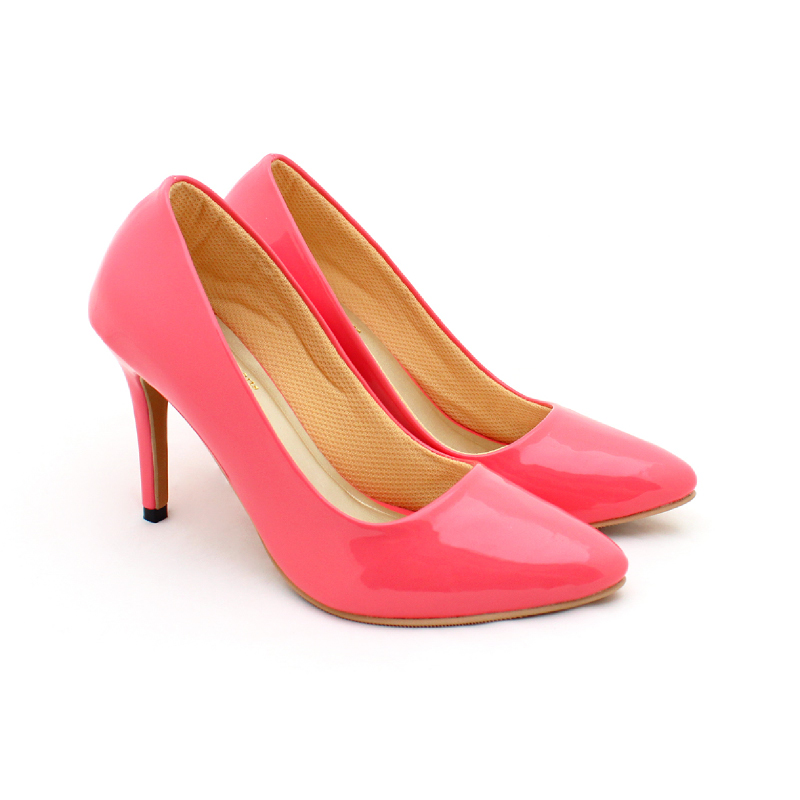 Alivelovearts Heels Picaso Pink